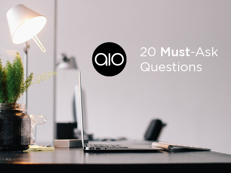 20 Questions You Must Ask Your Marketing Company Before Doing Business!