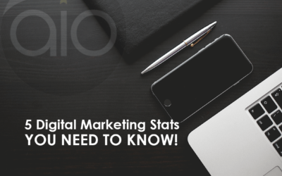 5 Digital Marketing Stats You Need To Know!